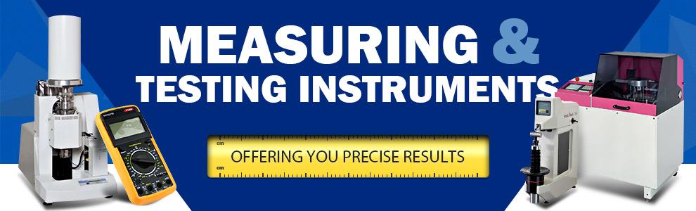 Measuring & Testing Instrument