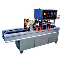Coupe de la machine d'étanchéité de la cuvette de remplissage de la machine d'étanchéité (XF-9000)