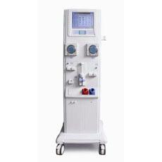 Bomba doble pantalla LCD máquina de hemodiálisis con Ce aprobó