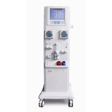 LCD da bomba dupla máquina de hemodiálise com aprovado pela CE