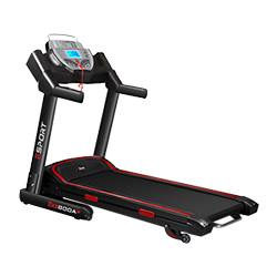 Healthmate Home 1.5HP Fitness Running Machine Tapis roulant motorisé (HSM-MT08B)