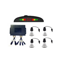 Classic Rainbow LED Parking Sensor (Q-081B)