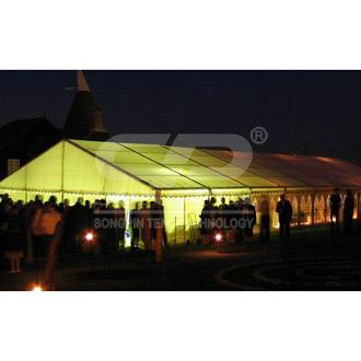 15x30m Carpa Carpa de parte de la boda para 300 personas Evento (SP-PF15)