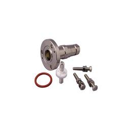 Conector del RF de la Compresión Rg11 para el Cable Coaxial (pH6-5040)