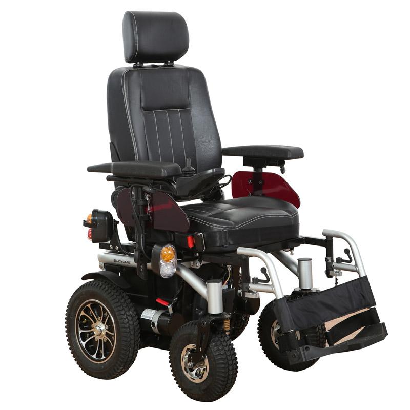 Silla de ruedas eléctrica con certificado CE (Enjoycare EPW68S)