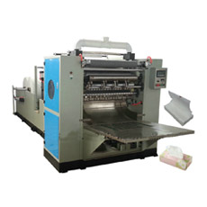 Máquina de Fabricación de tejidos faciales desechables