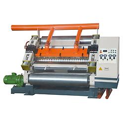 De cara única Fingerless de vacío de papel corrugado el cartón que hace la máquina (QWJ-1300/1600)