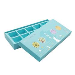 Dom Personalizado Papel Exibição/caixa de Embalagem de Madeira (xc-hbc-008)
