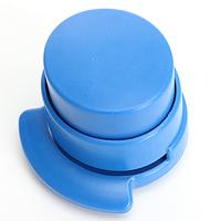 Eco-Friendly Needle-Free contratados ronda do grampeador grampeador grampeador carregado de mão