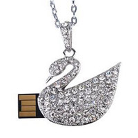 Flash Drive USB Hermoso Colgante Little Swan (TF-0347)