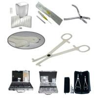 El arte de cuerpo de perforación profesional --- herramienta de perforación y kits de herramienta de perforación
