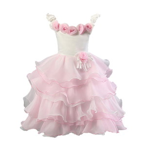 Holy Communion/ Flower Girl Dress (FD08)