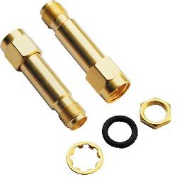 Adaptador de RF SMA Jack para Revertir Conector SMA Plug
