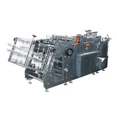 Hbj-D Caja automática de la erección de la máquina (HBJ-D)