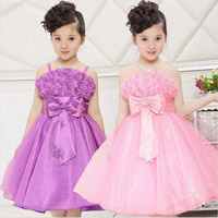 Lovely Wedding Flower Girl Dresses