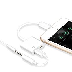 Cable de audio auxiliar tipo C para jack de 3,5 mm Tipo de Adaptador de auricular-C para el convertidor de auriculares de 3,5 mm para el iPhone