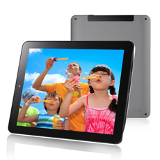 8'' 4.1 Panneau capacitif Android Tablet PC double coeur