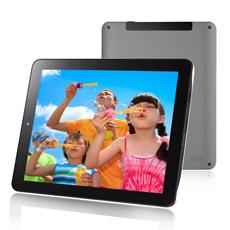 8 '' tablette PC capacitive de dual core de panneau de l'androïde 4.1