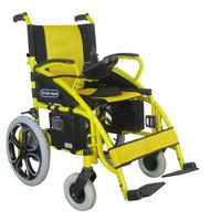 Самый дешевый складная инвалидная коляска с электроприводом