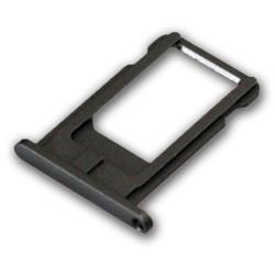 La más alta calidad OEM de calidad AAA de ranura SIM SIM disponible soporte para el sistema ISO Precio al por mayor para el iPhone 6 Plus bandeja SIM - Espacio de color gris