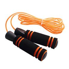 Corda de Pular de Punho de Espuma Ajustável em PVC