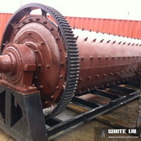 Сухое Grinding Ball Mill в Mining (1200X4500)
