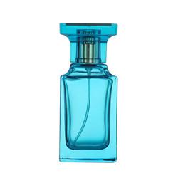 Vider la Bouteille de cristal 100ml Flacons à parfum avec airbag haut de page