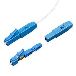 Conector Instalable en Campo de Fibra Óptica LC / PC