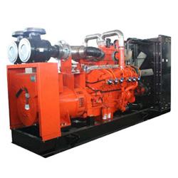 Conjunto do gerador de gás com LNG GNC, GPL, o metano