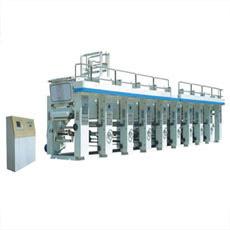 Máquinas de impressão por rotogravura de Alta Velocidade Compurerised (AZJ-8850C)