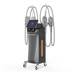 Sistema de tres de la IPL + RF+ Shr Depilación Láser y máquina multifuncional de eliminación de tatuajes