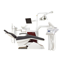 Novo Design do equipamento dentário com certificado CE (ZC-S700)