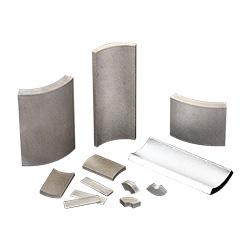 Настраиваемые металлокерамические магниты SmCo производителя