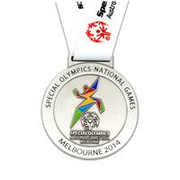 OEM de alimentación personalizado de alta calidad de la medalla de premio para el deporte ganadores