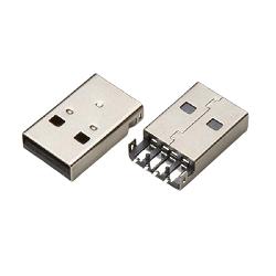 USB3.0 Conector para Adaptador de Corriente/Banco de Potencia, Corriente Nominal: 5 a @ 250 VAC, Aprobado por UL. Compatible con RoHS
