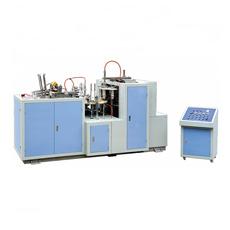 Máquina formadora de vasos de papel (Papel recubierto de PE de 2 piezas de la serie JBZ-S)