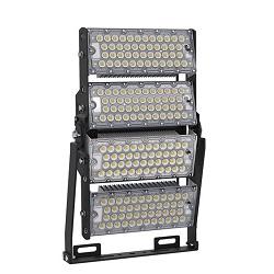 IP67 para las Zonas Rurales de Túnel de 100W 12000 Lúmenes LED Solar de la Luz de la Calle