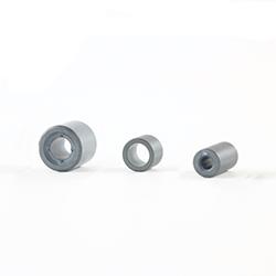 Жесткий ферритовый сердечник/керамические металлокерамические многополюсного кольцо постоянного магнита для микро мотора