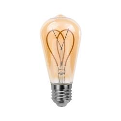 Lámpara de LED 4W 6W de Iluminación LED 8W E27 B22 de Luz LED Regulable Bombilla de Incandescencia LED Bombilla LED A60
