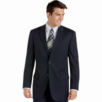 Le Plus Défunt Business/Wedding Event Suits D'Autumn/Winter 2-Button Notch Lapel Men