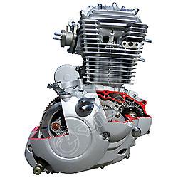 Jtx150-B Двигателя Мотоциклов