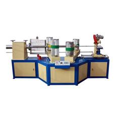 Nuevo diseño de la máquina de núcleo de papel de alta velocidad