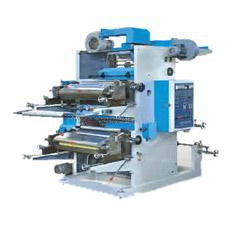 4 cor Flexographic da máquina de impressão 4 da cor, 2 cor da cor 6