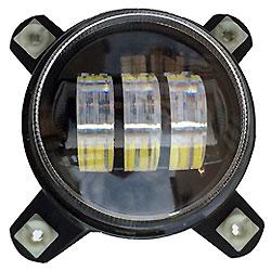 Ronda de 18W de 3,5 Pulgadas LED CREE Que la Luz Antiniebla Jeep Motos Harley