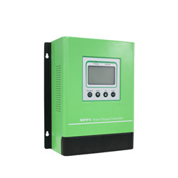 Controlador de Carga Solar DC12V / 24V para Sistema de Energia Solar