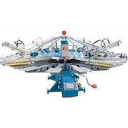 Yh-104/8 Rotatório Tela Têxteis Impressora automática