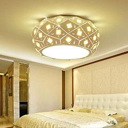 Manera de la Decoración Moderna Lámpara LED de Luz de Techo para el Dormitorio