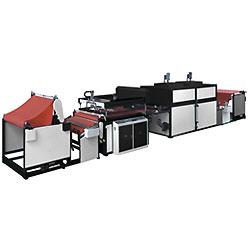Uma cor Automático Não Tecidos ecrã Printer (FB-NWF)