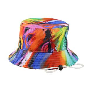 Мода пользовательские цифровой печати Red Hat ковша