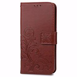 Cajas de Teléfono de Cuero de PU Cubiertas de Billetera para LG K10 2017